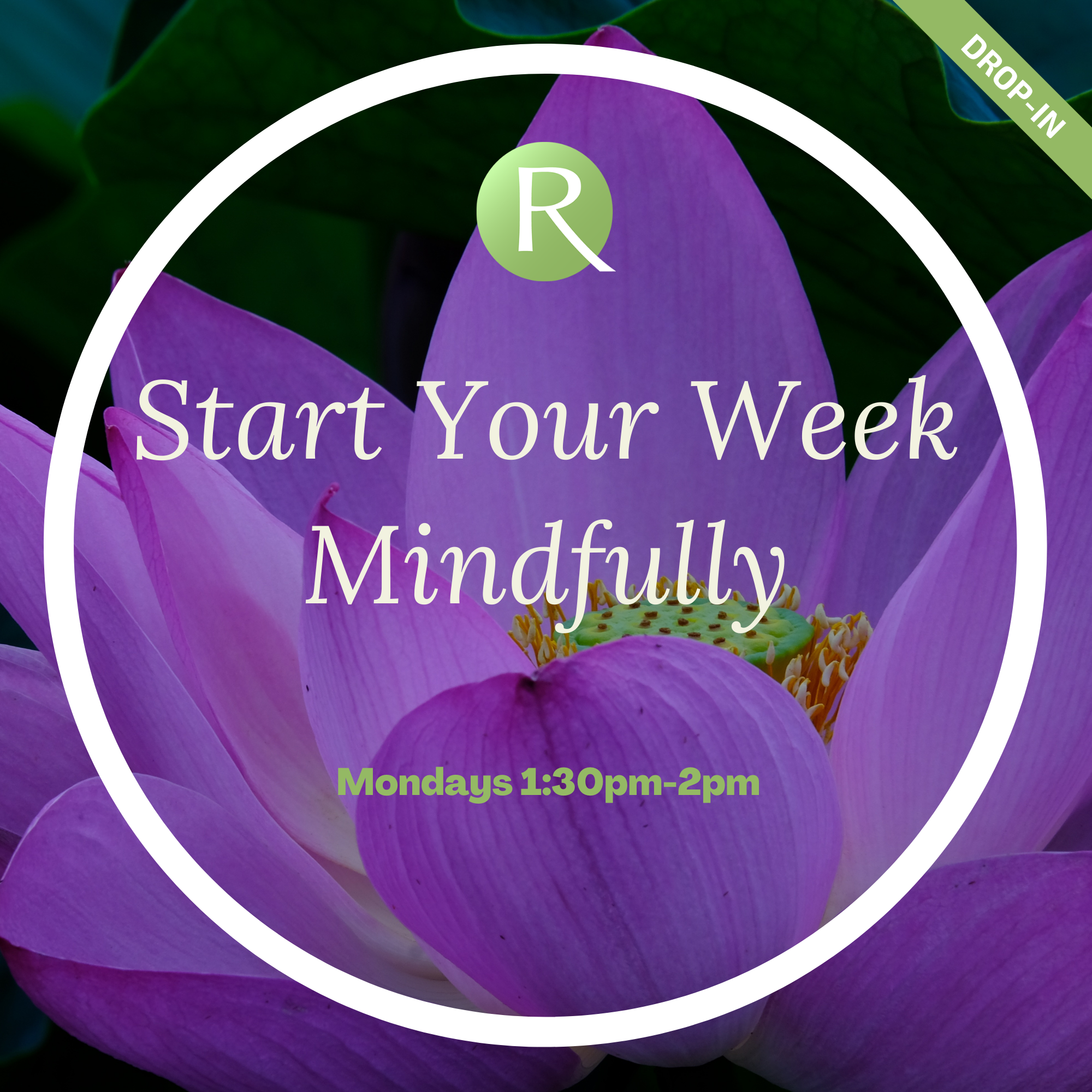 Start Your Week Mindfully