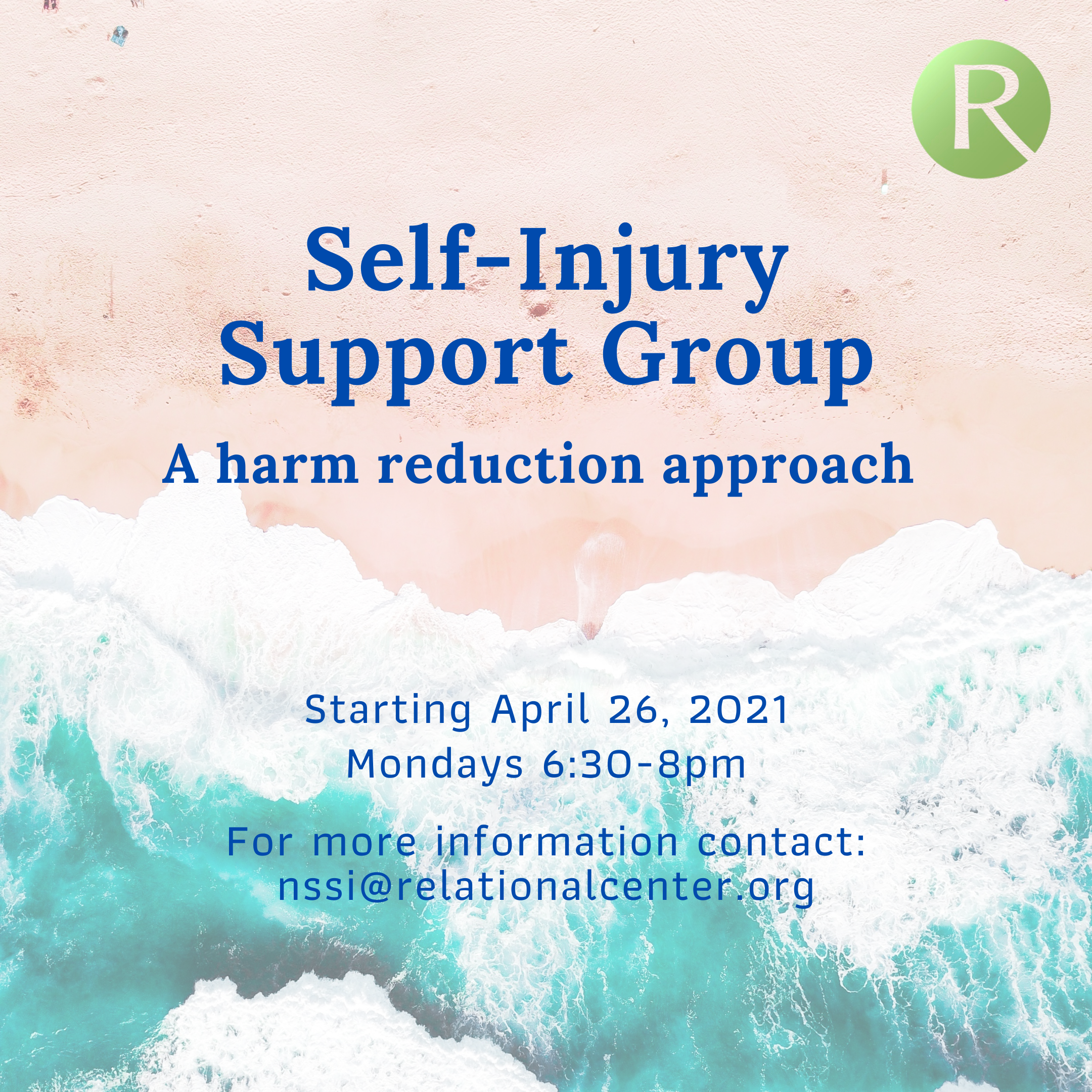 Self-Injury Support Group