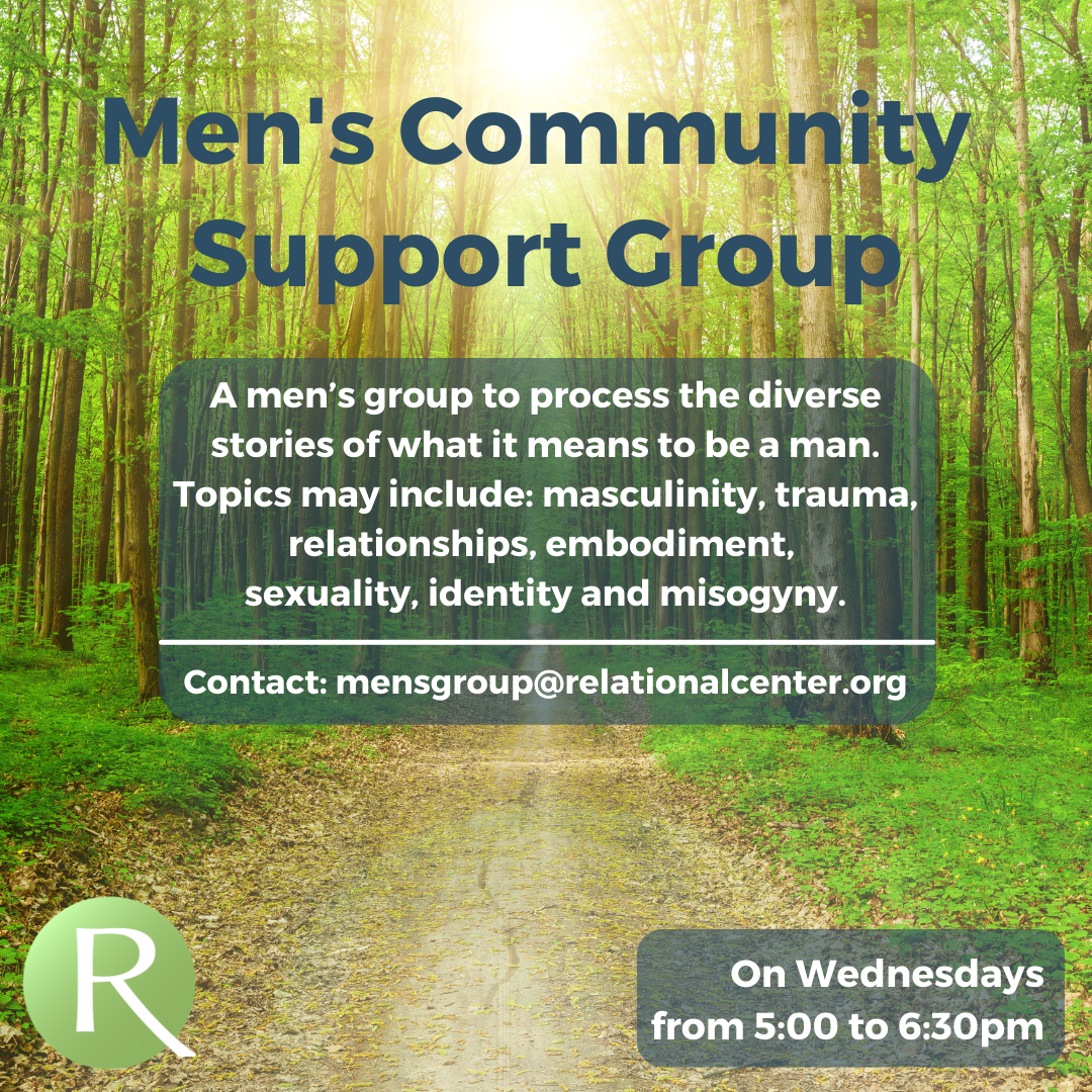 Men's Community Support Group