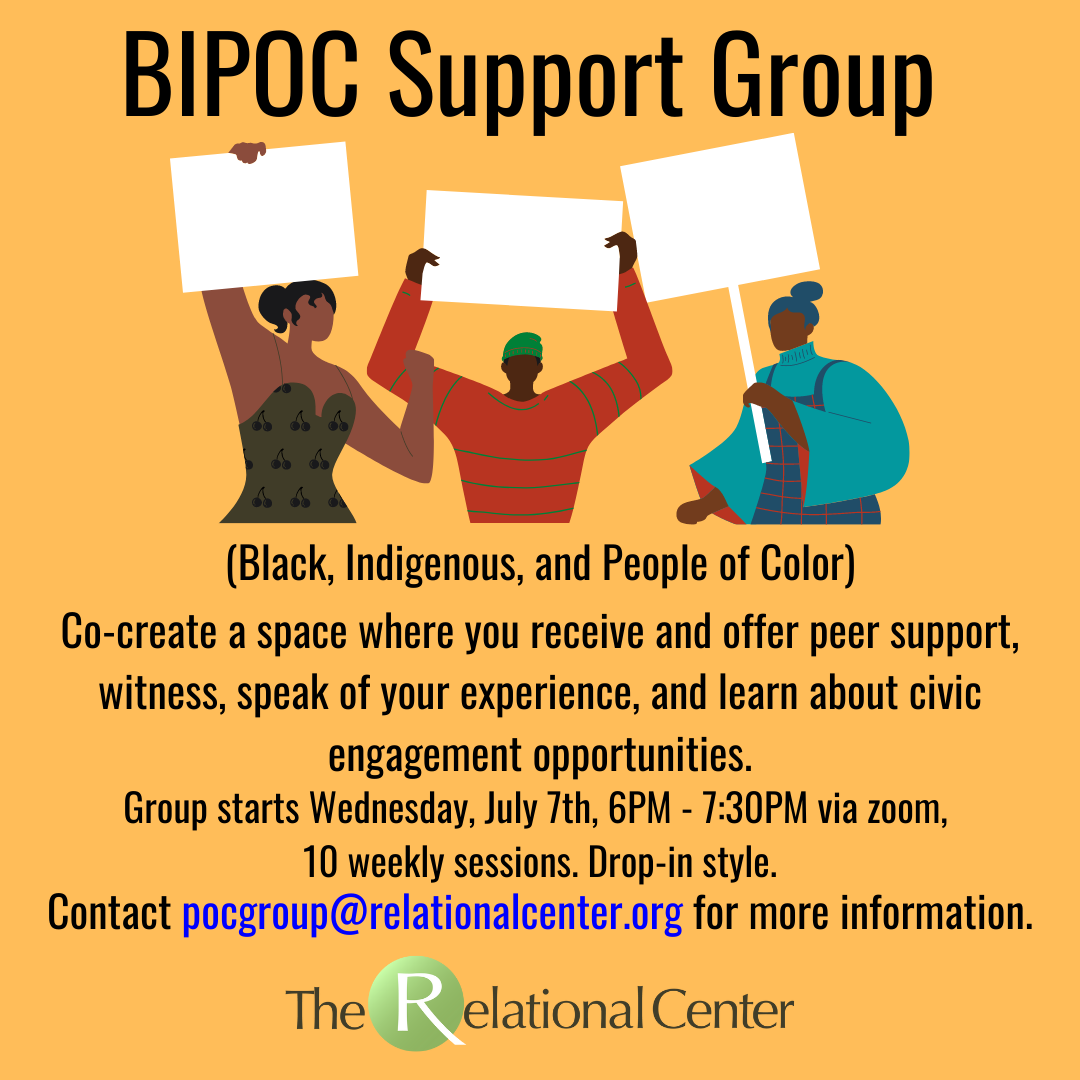 BIPOC Support Group